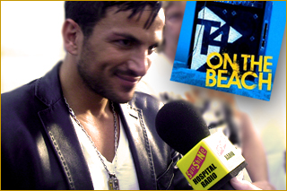 Peter Andre talks to Sunshine Radio.